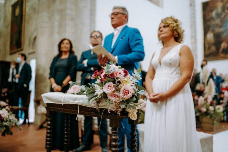 reportage di cerimonia di matrimonio a badia monastero d'ombrone
