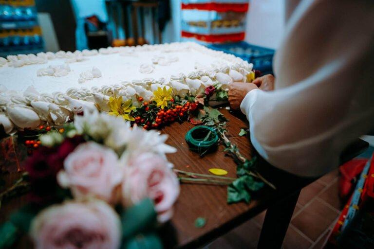 foto festa di ricevimento di nozze in villa poggio bonelli vicino siena