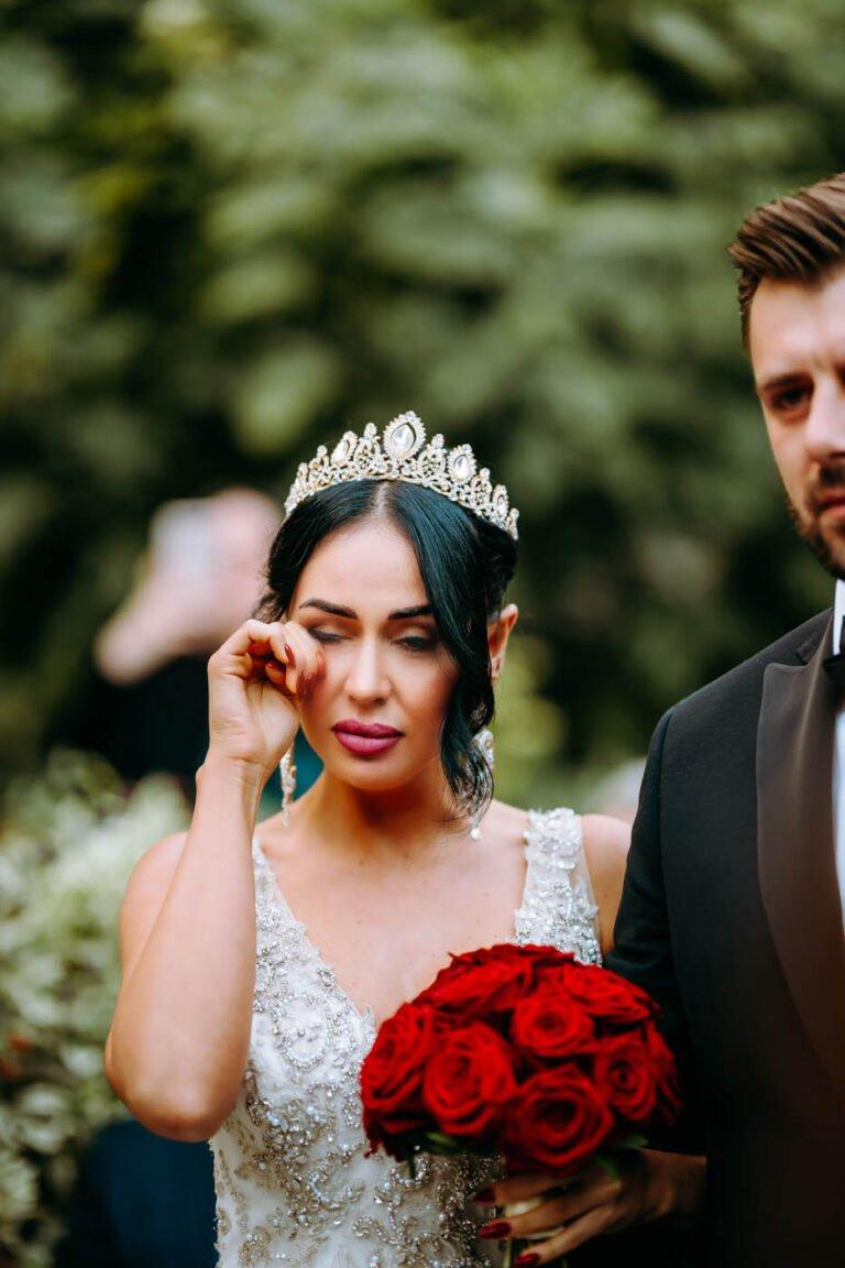 reportage di nozze di matrimonio in castello a siena