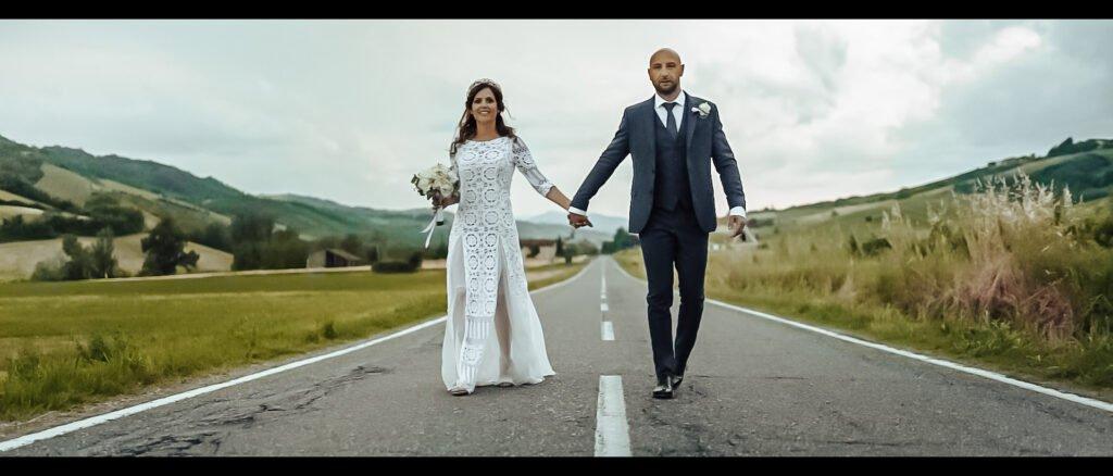 immagine dal video dei matrimoni celebrati in toscana videomaker matrimonio siena sulainisart